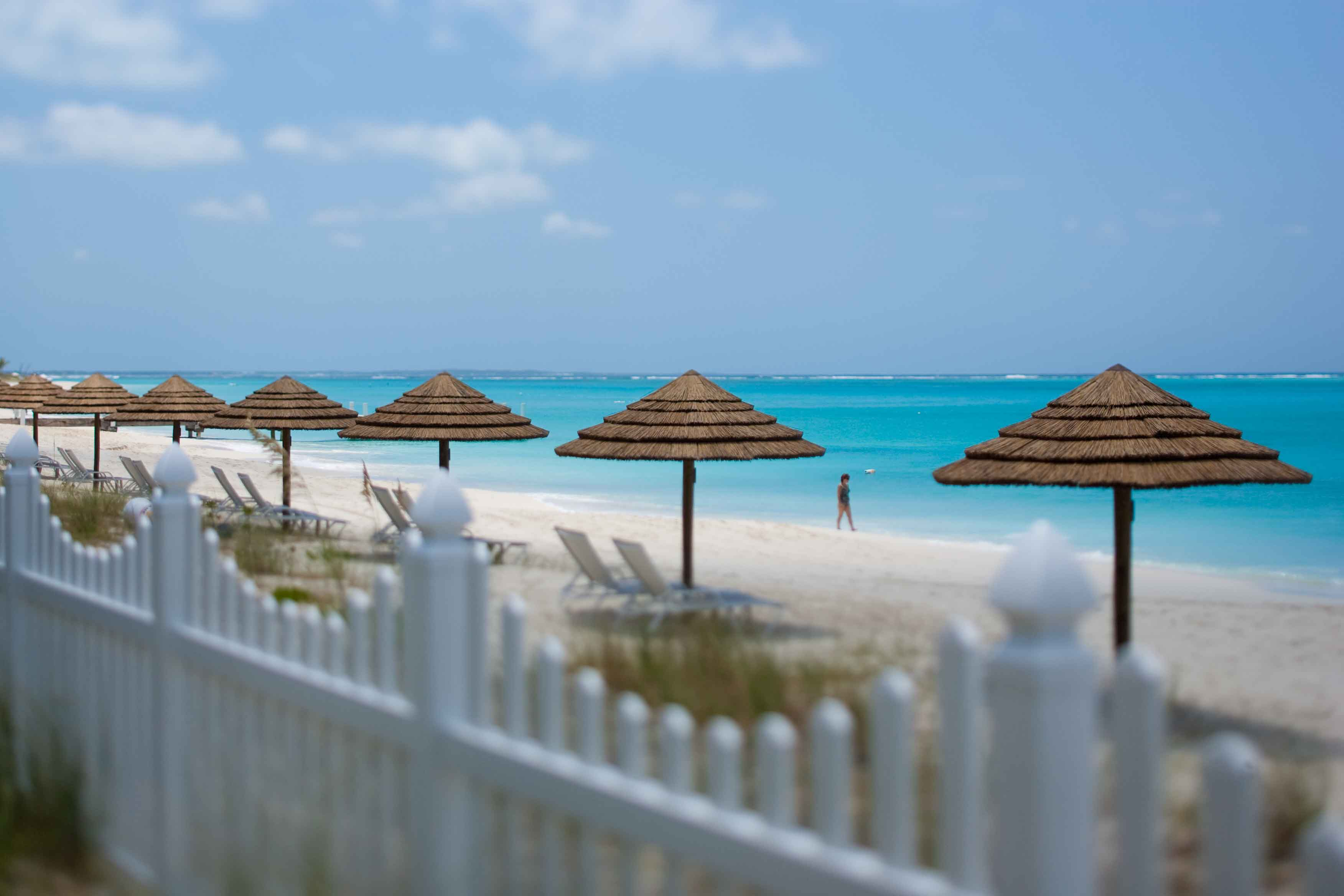 Coral Gardens Resort Turks Caicos Grace Bay Vacation Rentals Apartments Condos South Of The