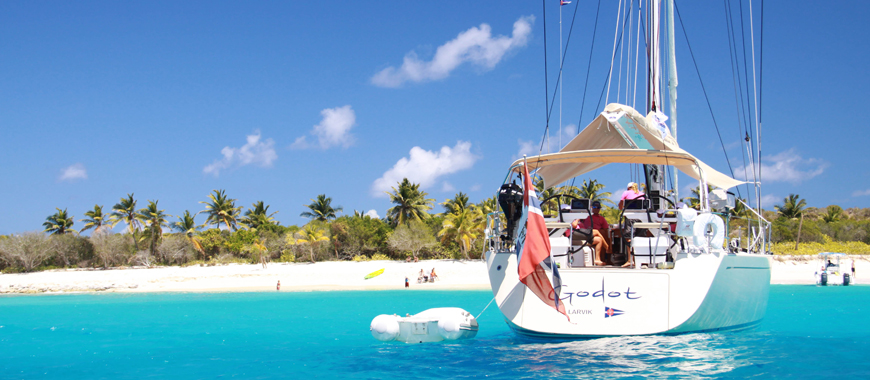 Sailing Turks and Caicos