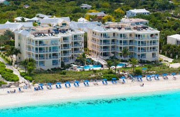Coral Gardens Luxury Resort Turks Caicos Islands Caribbean Apartments Beach Front